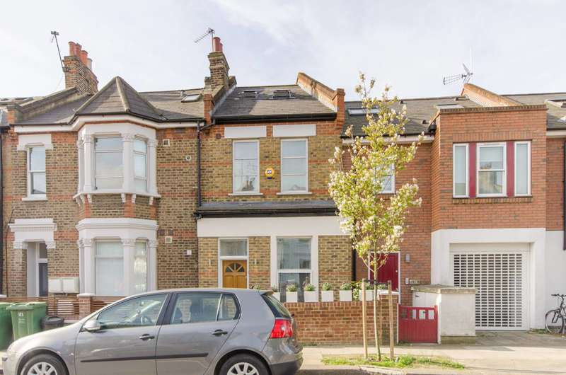 3 Bedrooms House for sale in Sumatra Road, West Hampstead, NW6