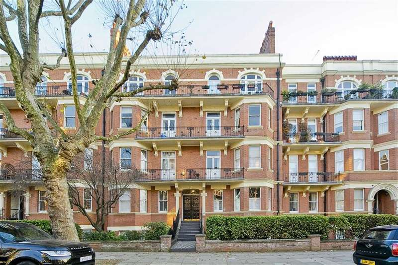 3 Bedrooms Flat for sale in Biddulph Mansions, Maida Vale, W9