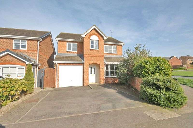 4 Bedrooms Detached House for sale in Torver Way, Skelton