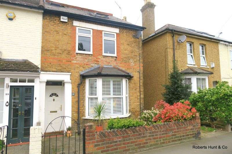 4 Bedrooms Semi Detached House for sale in New Road, Bedfont