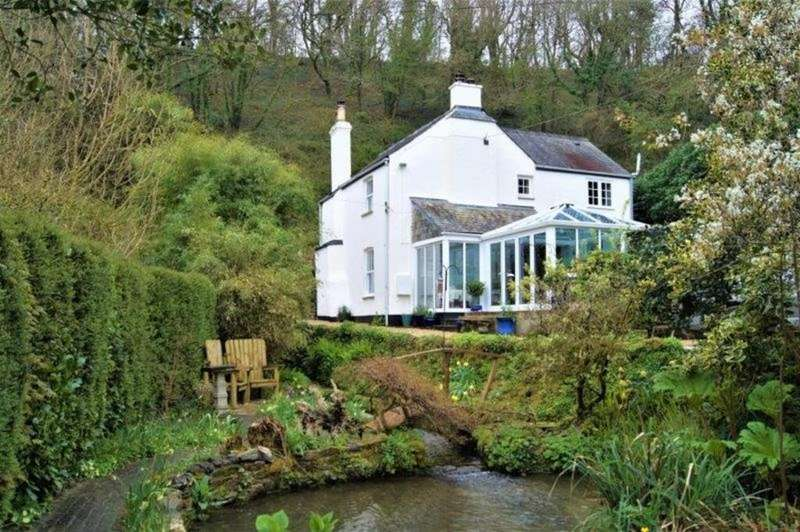 3 Bedrooms Cottage House for sale in Bere Alston