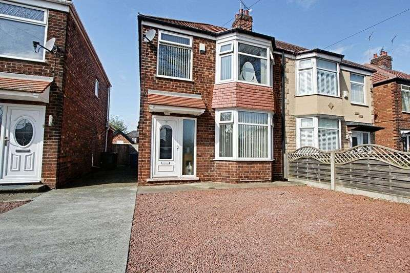 4 Bedrooms Semi Detached House for sale in Buttfield Road, Hessle