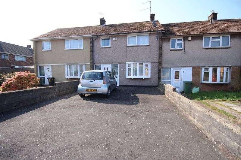 3 Bedrooms Terraced House for sale in Elgar Crescent, Llanrumney