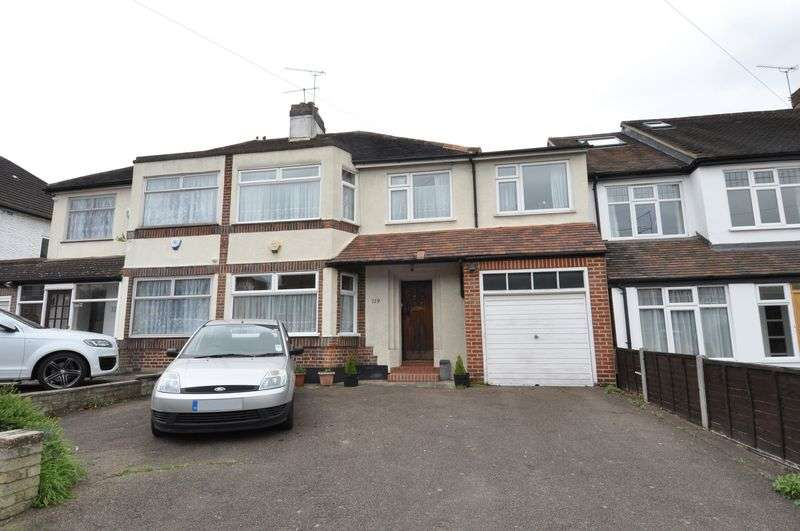 4 Bedrooms Semi Detached House for sale in Kings Avenue, Woodford Green