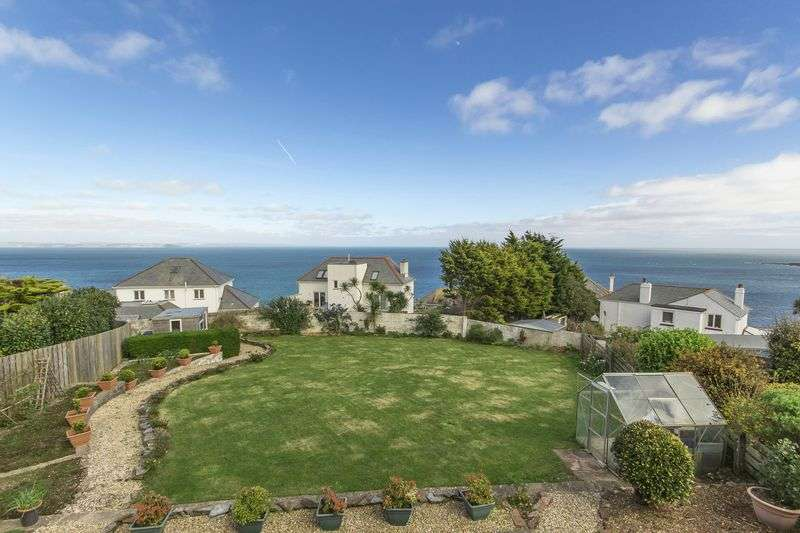 4 Bedrooms Detached House for sale in Mevagissey with panoramic sea view