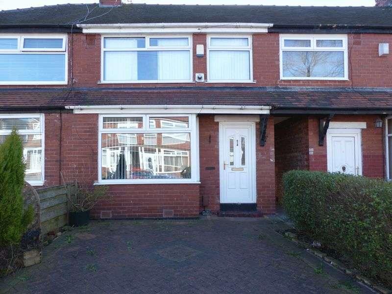 2 Bedrooms Terraced House for sale in Kingston Avenue, Chadderton