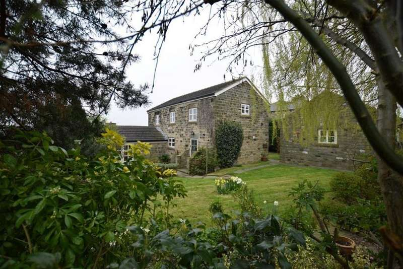 3 Bedrooms Barn Conversion Character Property for sale in Billingley Green Lane, Billingley, Barnsley, S72