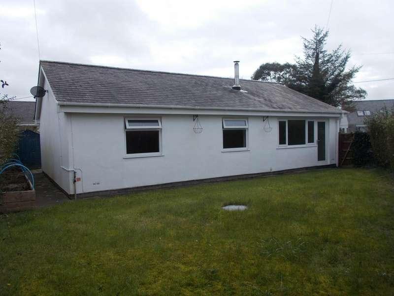 3 Bedrooms Detached Bungalow for sale in 1 LLWYN GWALCH, MORFA NEFYN LL53