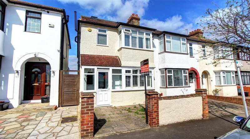 4 Bedrooms End Of Terrace House for sale in Bourne Road, Bromley, Kent