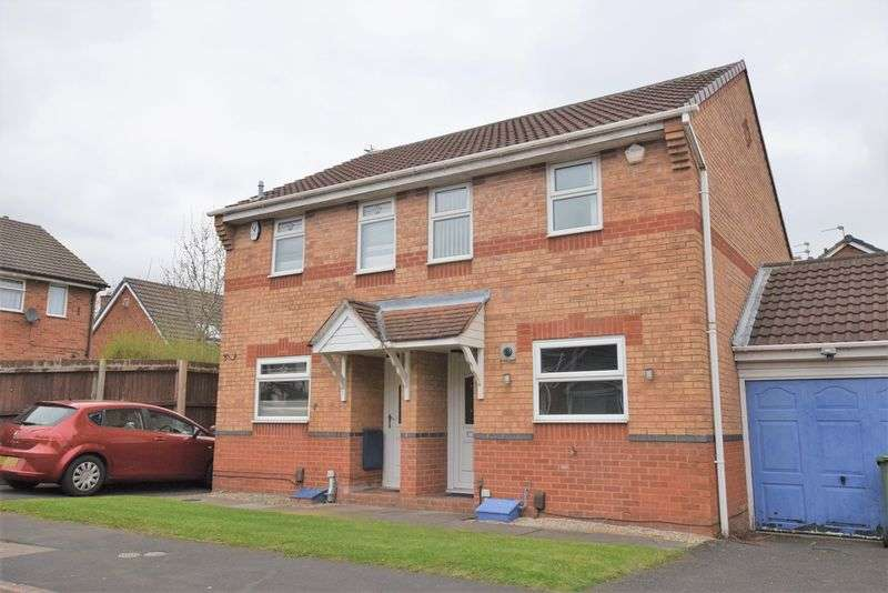 2 Bedrooms Semi Detached House for sale in Turnstone Avenue, Newton-Le-Willows