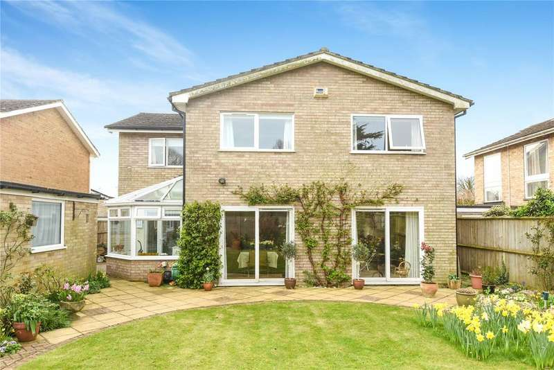 4 Bedrooms Detached House for sale in High Green, Thorpe Hamlet, Norwich, Norfolk, NR1