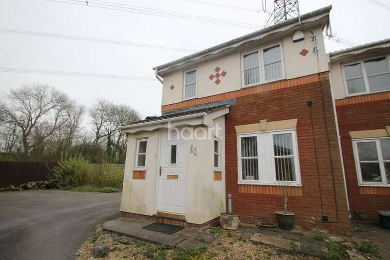 3 Bedrooms End Of Terrace House for sale in Manor Park, Newport,