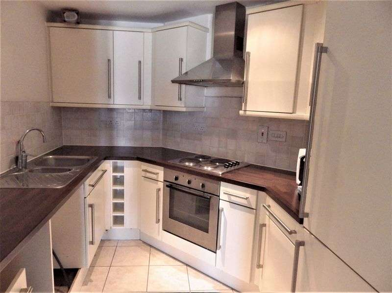 1 Bedroom Flat for sale in Midland Road, Luton