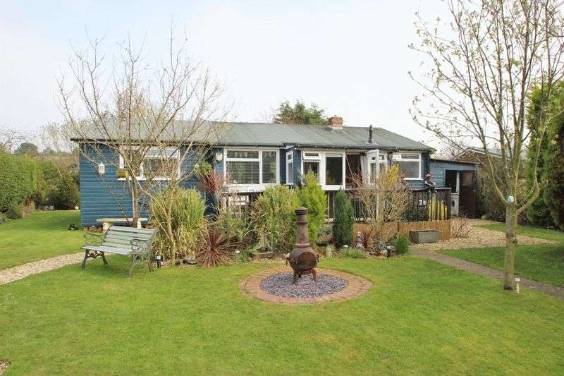 2 Bedrooms Detached Bungalow for sale in ANTONYS BANK ROAD, HUMBERSTON FITTIES