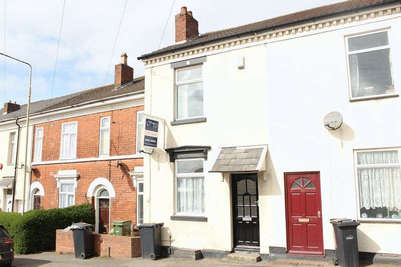 2 Bedrooms Terraced House for sale in Shaw Road, Dudley