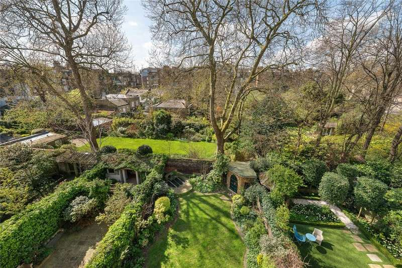 3 Bedrooms Flat for sale in Cheyne Gardens, London