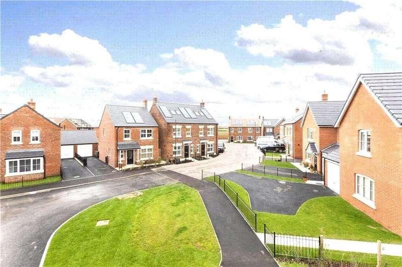3 Bedrooms Semi Detached House for sale in Leeming Gate, Northallerton Road, Leeming Bar, Northallerton
