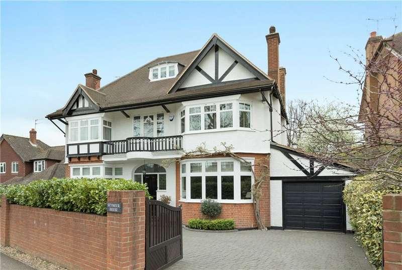 6 Bedrooms Detached House for sale in Oakshade Road, Oxshott, Leatherhead, Surrey, KT22