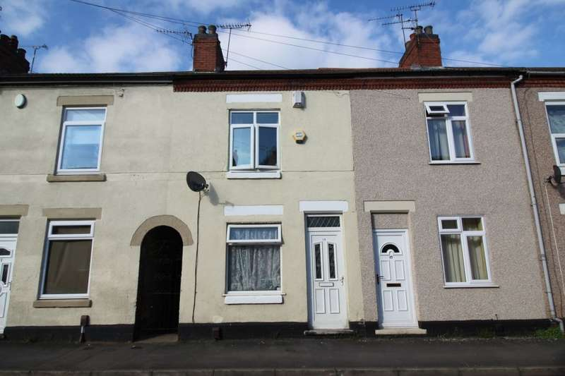 2 Bedrooms Property for sale in Fife Street, Nuneaton, CV11