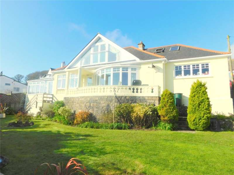 2 Bedrooms Detached Bungalow for sale in Pannier Lane, Carbis Bay, St Ives