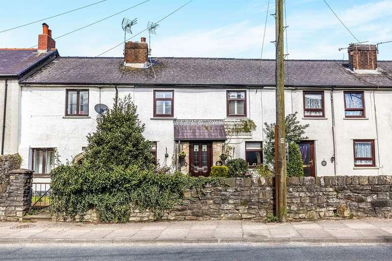 3 Bedrooms Terraced House for sale in High Street, Laleston, BRIDGEND