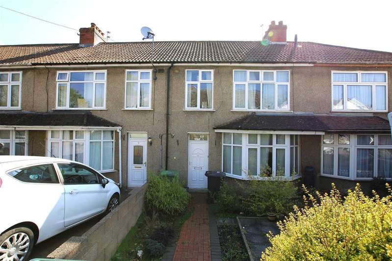 3 Bedrooms Terraced House for sale in Castle Road, Kingswood, Bristol