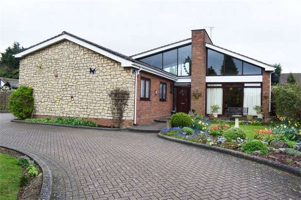 4 Bedrooms Detached Bungalow for sale in Icknield Way, Luton, Bedfordshire