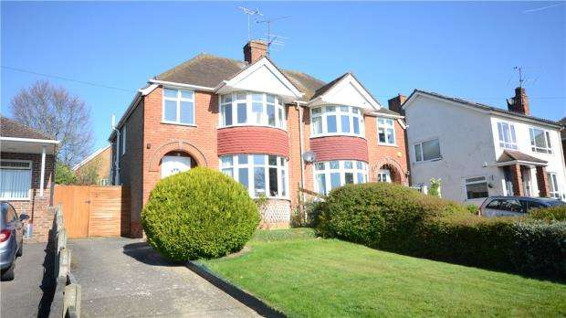3 Bedrooms Semi Detached House for sale in Henley Road, Caversham, Reading