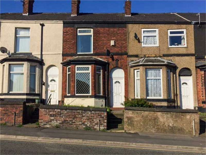 2 Bedrooms Terraced House for sale in Wash Lane, Bury, Lancashire