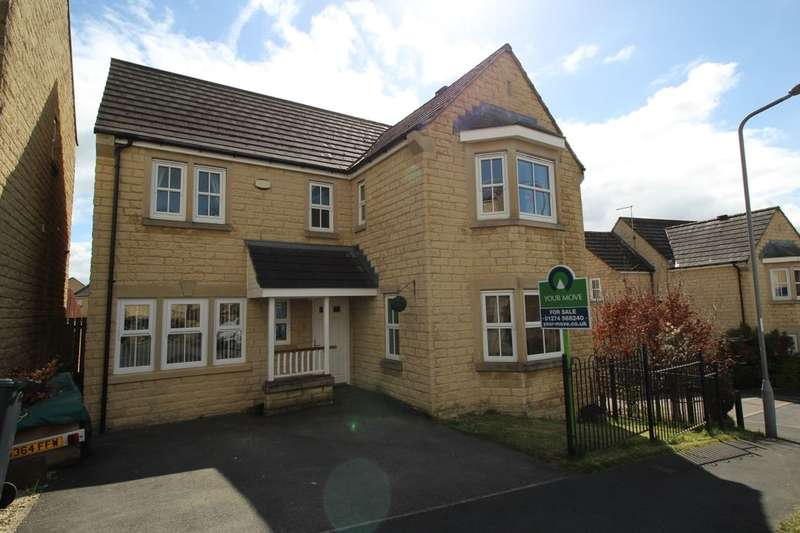 4 Bedrooms Detached House for sale in Roedhelm Road, East Morton, Keighley, BD20
