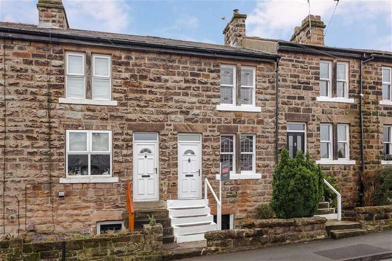 2 Bedrooms Cottage House for sale in Bachelor Gardens, Harrogate, North Yorkshire