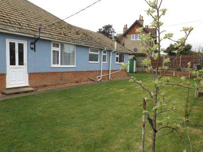 2 Bedrooms Bungalow for sale in Mundesley, Norwich, Norfolk