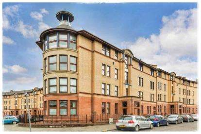 2 Bedrooms Flat for sale in St Ninian Terrace, New Gorbals, Glasgow