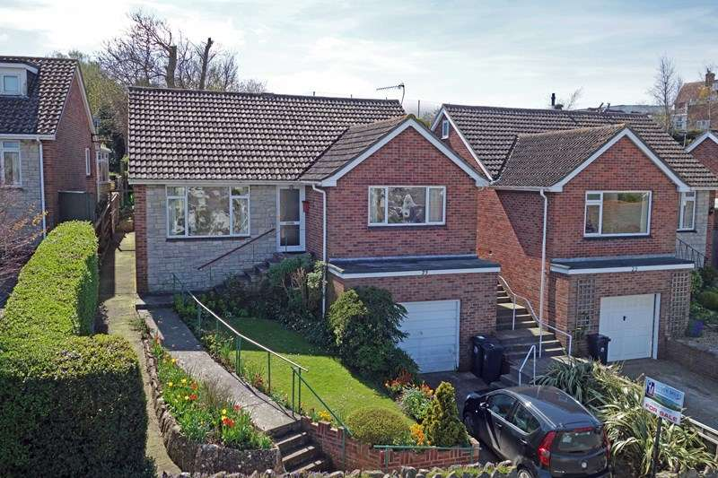 2 Bedrooms Bungalow for sale in Cauldron Crescent