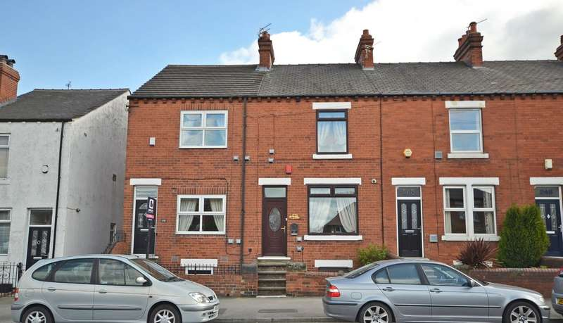 2 Bedrooms Terraced House for sale in Leeds Road, Wakefield