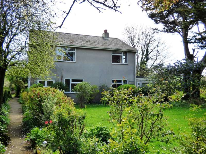 4 Bedrooms Detached House for sale in Beau Hayes, Bickington