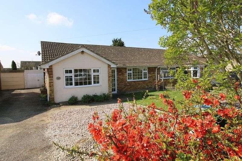 2 Bedrooms Semi Detached Bungalow for sale in Long Crendon
