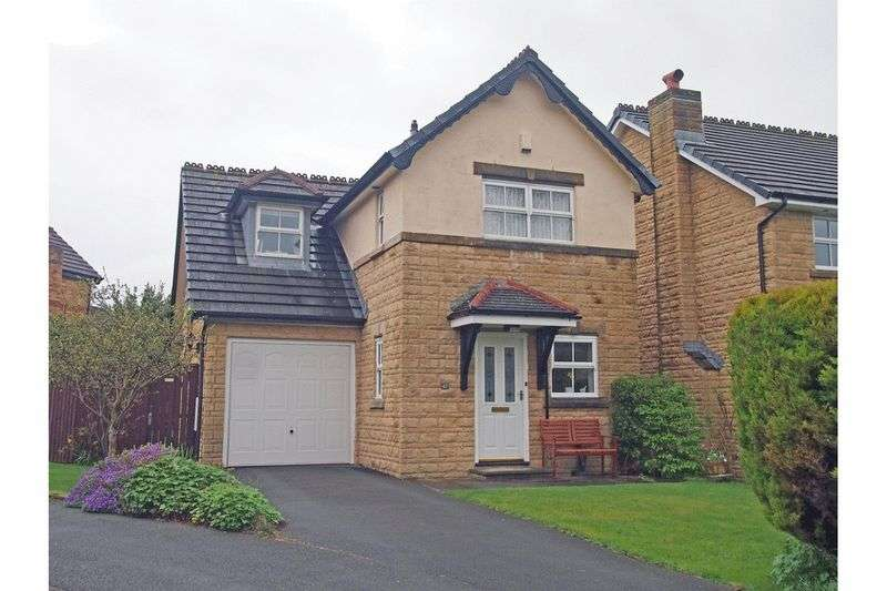 3 Bedrooms Detached House for sale in Woodrush,Bare, Morecambe