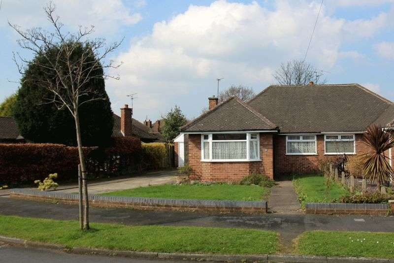 3 Bedrooms Semi Detached Bungalow for sale in Windsor Road, Maghull