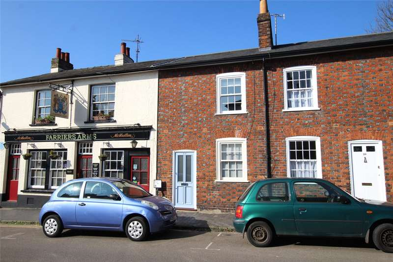 2 Bedrooms Terraced House for sale in Lower Dagnall Street, St. Albans, Hertfordshire, AL3