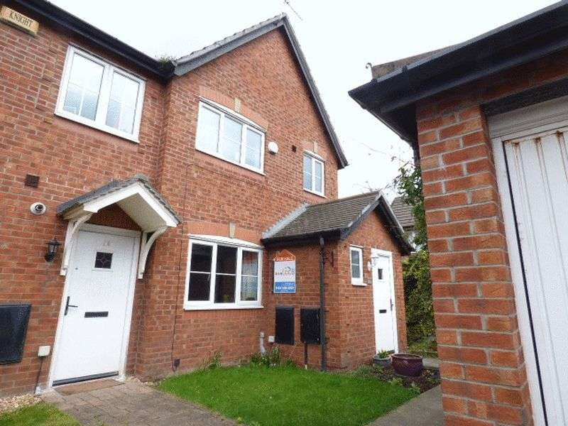 3 Bedrooms Terraced House for sale in Metcalf Close, Kirkby