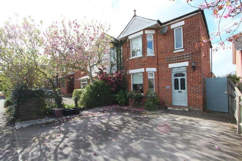 3 Bedrooms Semi Detached House for sale in Moorgreen Road, West End SO30