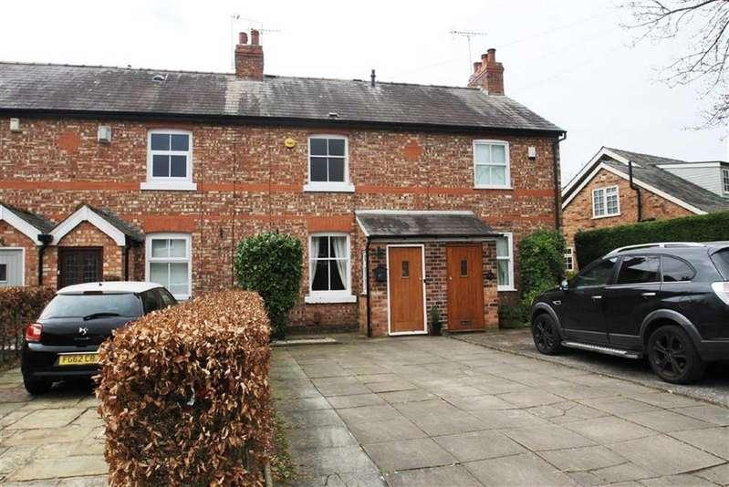2 Bedrooms Terraced House for sale in Oak Lane, Wilmslow