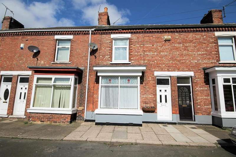 3 Bedrooms Terraced House for sale in Falkirk Street, Thornaby, Stockton-On-Tees