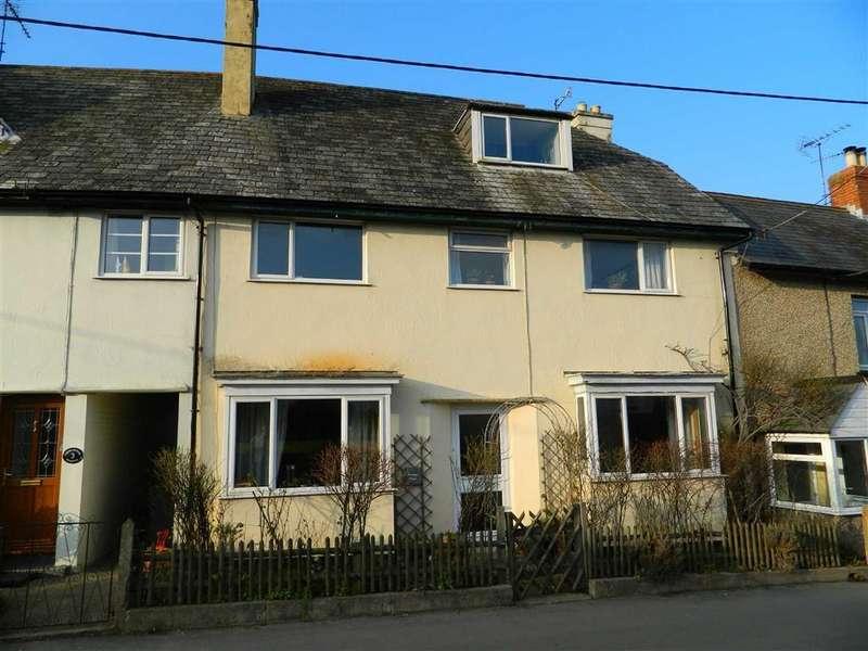 4 Bedrooms Semi Detached House for sale in Fore Street, Hemyock, Cullompton, Devon, EX15