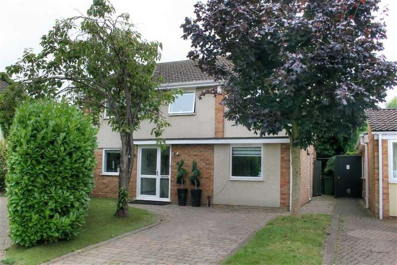 4 Bedrooms Detached House for sale in Blanford Walk, Cambridge