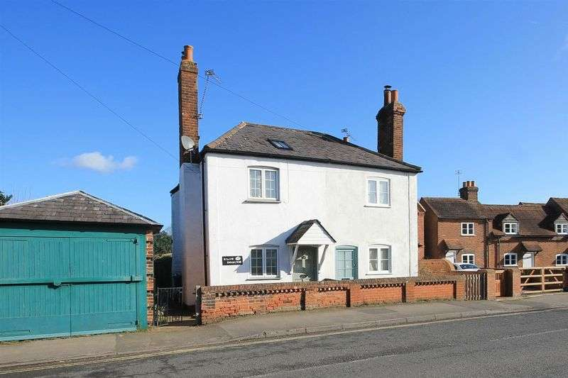2 Bedrooms Semi Detached House for sale in Ripley Village