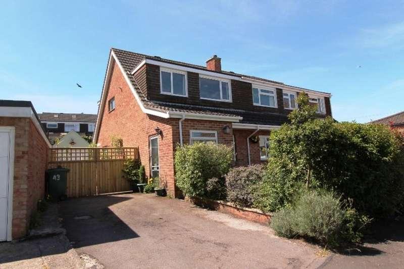 3 Bedrooms Semi Detached House for sale in Brummel Way, Paulton, Bristol