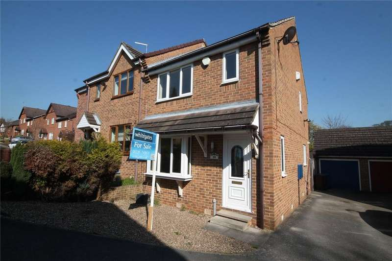 3 Bedrooms Semi Detached House for sale in Towngate, Silkstone, Barnsley, S75