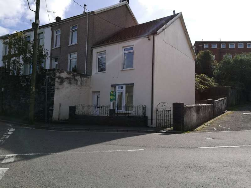 3 Bedrooms End Of Terrace House for sale in Maesycoed Road, PONTYPRIDD